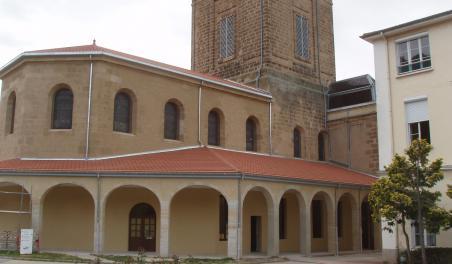 Chapelle Centre hospitalier