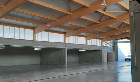 Garage principal