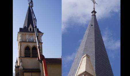 Clocher / Eglise